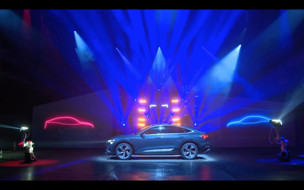 Audi etron Sportback Worldpremiere Los Angeles