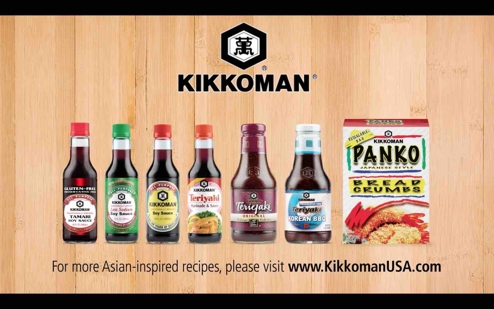 Kikkoman Werbung